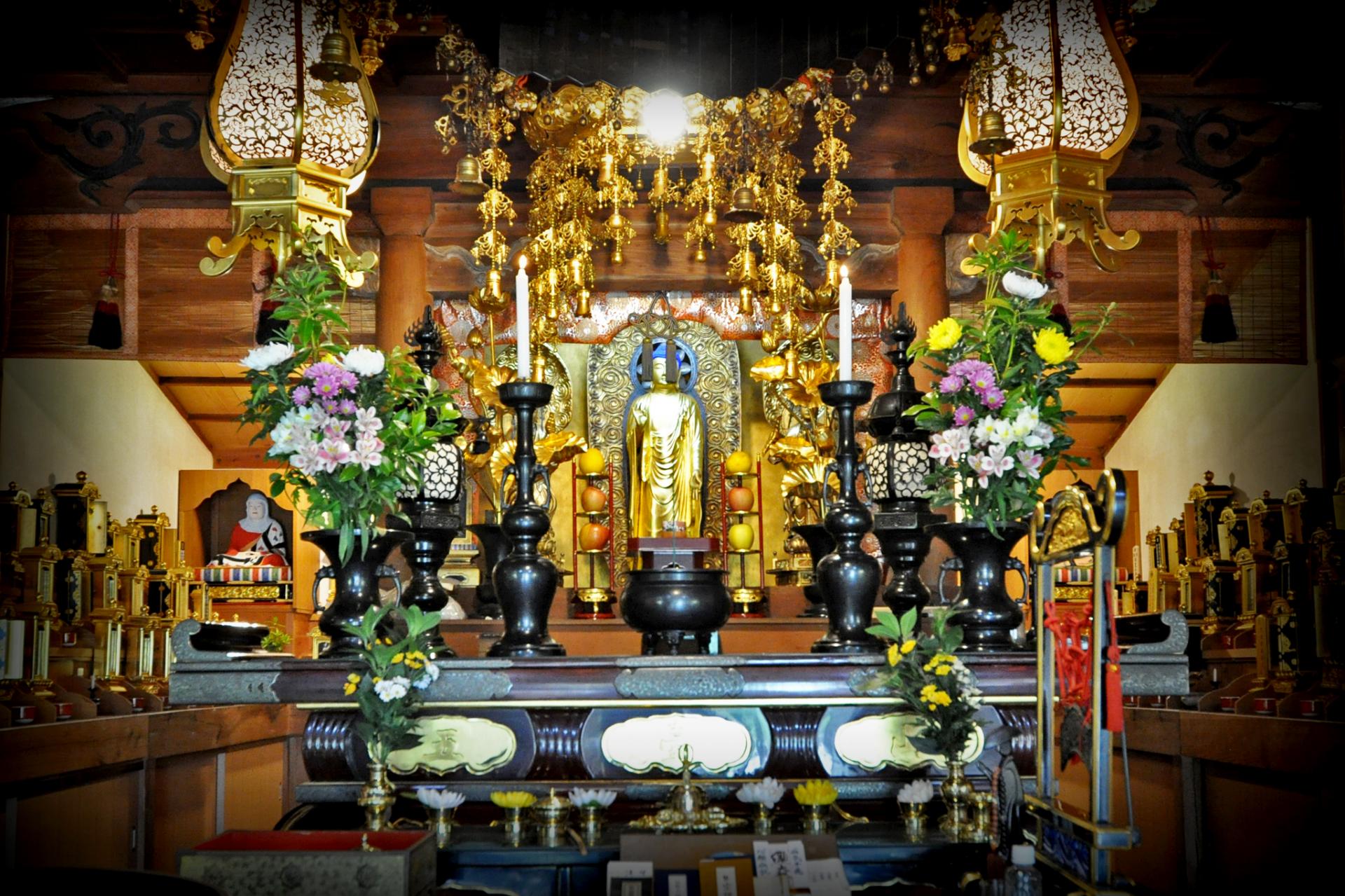 天台宗 五臺山 東窟寺